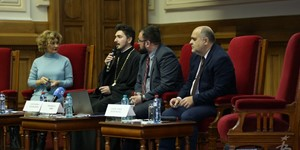 12.12.2018 - Conference 'Cohesion Policy - European, National and Local Values' - 5957