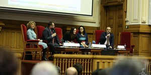 12.12.2018 - Conference 'Cohesion Policy - European, National and Local Values' - 5984