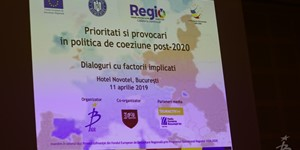 11.04.2019 - Priorities and Challenges of the Cohesion Policy post-2020 - 6104